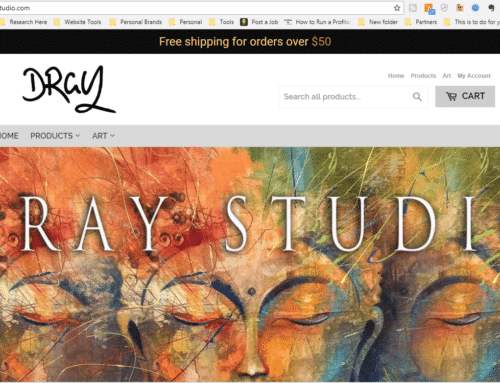 Dray Studio & Art Gallery Store