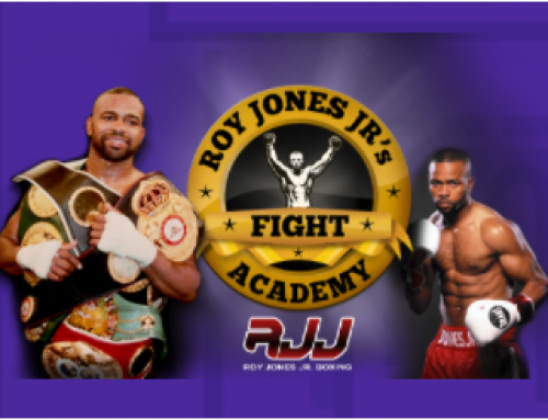Roy Jones Jr. Boxing Gym